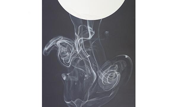 Solo Exhibision -Chuku-, Sep. 2015